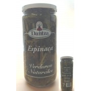 Espinacas al natural Fco. 720 ml.