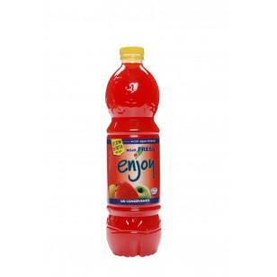Refresco Sin Gas ENJOY Fresa 1,5 L